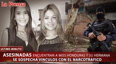 Confirmado: encuentran cuerpos sin vida de Miss Honduras y su hermana