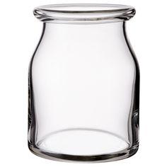 BEGÄRLIG, Vase, Klarglas, Jetzt bestellen unter: https://moebel.ladendirekt.de/dekoration/vasen/tischvasen/?uid=11ef2346-e521-5dac-8726-bd1ae0e386a4&utm_source=pinterest&utm_medium=pin&utm_campaign=boards #tischvasen #vasen #dekoration