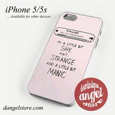 Blink 182 Quotes Phone case for iPhone 4/4s/5/5c/5s/6/6 plus