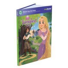 LeapFrog LeapReader Book: Disney Tangled Game: LeapFrog Tag Activity Storybook: Tangled Disney's story of Rapunzel Interactive Learning, Learning Toys, Latest Kids Toys, Dora, Reading Comprehension Skills, Version Francaise, Disney Tangled, Helping Children, Problem Solving Skills