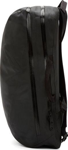Arc'teryx Veilance Black Convertible Nomin Pack