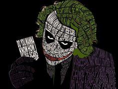 joker word art - Google Search