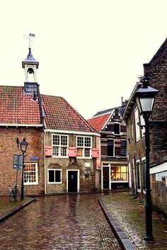Things to do in Rotterdam: visit historic Delfshaven Dutch Netherlands, Amsterdam Netherlands, Beautiful Streets, Beautiful Places, Rotterdam Port, Amsterdam City, Eindhoven, City Photography, Germany