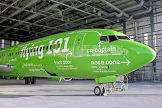 13 Coolest Airplane Paint Jobs - ODDEE