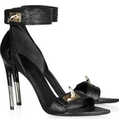 Givenchy Embellished hagfish sandals193.00