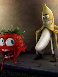 Bananenexhibitionist