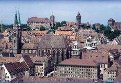 Nürnberg, Deutschland (1986)