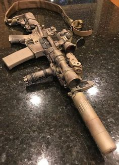Build Your Sick Cool Custom Assault Rifle Firearm With This Web Interactive Firearm Builder with ALL the Industry Parts - See it yourself before you buy any partsMonday I like this setup however I would remove the light and get night vision instead Military Weapons, Weapons Guns, Airsoft Guns, Guns And Ammo, Surplus Militaire, Ar Rifle, Battle Rifle, Custom Guns, Custom Ar