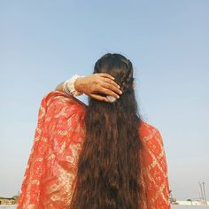 Profile Pictures Instagram, Long Hair Styles, Henna Designs, Islamic, Girly, Inspirational, Culture, India, Poses