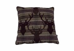 This large and sumptuous cushion will make a stylish finishing touch to an armchair, sofa or even bed.