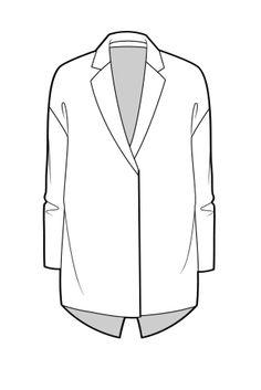 A/W 15/16 Design Direction: Womenswear jackets