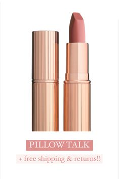 Pillow Talk Original Matte … curated on LTK Nude Lipstick, Pillow Talk, All Things Beauty, Pillows, The Originals, Pillow Talk Cushions, Cushions, Pillow Forms, Cushion