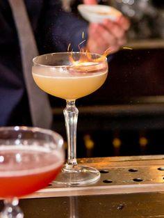 Cheers to the weekend! Cocktailbars in Amsterdam | Dvars | ELLE Eten