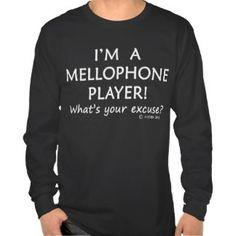 Mellophone shirt LOVE IT