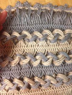 hairpin lace infinity scarf | Silk Hairpin lace crochet infinity scarf hand by JillCrochets