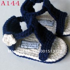 Aliexpress: Popular Baby Crochet Sandals Free Patterns in Shoes