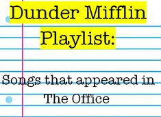 A playlist of songs *physically played* in the show. Inquire below if anything is missing. Keep in mind that some YT videos are taken down without warning. Office Themed Party, Office Party Games, Office Parties, Dinner Party Games, Aniversario Star Wars, Office Baby Showers, Office Jokes, The Office Show, Office Wallpaper