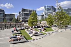 HAFENCITY PUBLIC SPACES Hamburg, Germany / Miralles Tagliabue EMBT