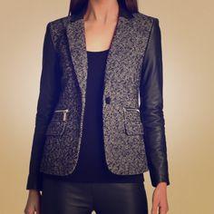 "Spotted while shopping on Poshmark: ""Michael Michael Kors Tweed Blazer""! #poshmark #fashion #shopping #style #MICHAEL Michael Kors #Jackets & Blazers"