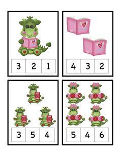 count printables for kıds Numbers Kindergarten, Kindergarten Math Activities, Preschool Printables, Preschool Learning, Learning Activities, Preschool Activities, Teaching Kids, Counting Activities For Preschoolers, Montessori Math