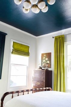Best Painted Ceilings Inspiration | Domino