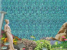 <b>MAGIC</b> <b>3D</b> - CAN YOU SEE THEM? Amazing Optical Illusions, Eye Illusions, Magic Eye Pictures, 3d Pictures, Eye Trick Pictures, Magic Eye Posters, 3d Stereograms, Betty Boop Figurines, Illusion Pictures