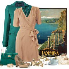 """""""Vintage Tuscany"""" by jenn7375 on Polyvore"""