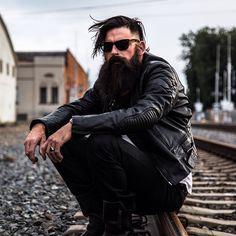 Because The Night I Love Beards, Hot Beards, Grey Beards, Awesome Beards, Sexy Beard, Epic Beard, Long Hair Beard, Hipster Beard, Beard Tattoo