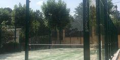 Instalamos una pista de #padel en Madrid en una residencia particular. Consultamos sin compromiso! #tupistadepadel