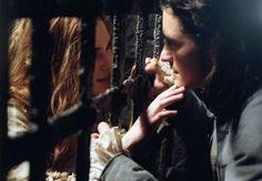 Elizabeth Swann and Will Turner, POTC 2