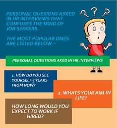 Top Personal Questions Asked in HR Interviews That Tricked the Minds Of Job Seekers