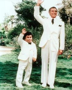 Fantasy Island. LOL I remember watching the end of Fantasy Island waiting for The Love Boat to come on!!