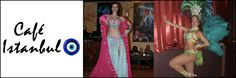 Cafe Istanbul 3 Provides Belly Dancing Entertainment in Alpharetta, GA Hookah Lounge, Turkish Recipes, Nightlife, Belly Dance, Istanbul, Kimono Top, Entertaining, Bar, Women