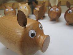 A new litter of pigs
