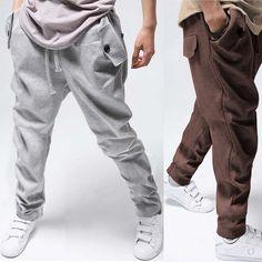 Men's hip-hop fashion