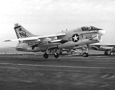 A-7 Corsair II VA-27