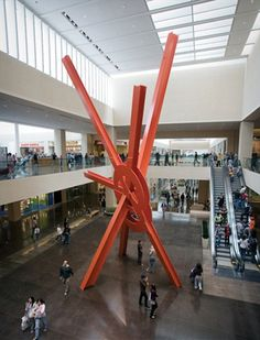 NorthPark Center Architecture   The Art of Shopping