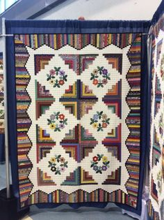 April 9 - Today's Featured Quilts - 24 Blocks