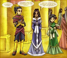 before katara forgave zuko....if she had a chance she would have broken his neck.