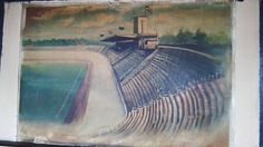 Old stadium NEC