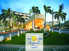 Gran Caribe Real Resort in Cancún, Quintana Roo