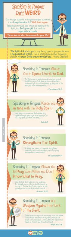 Speaking in Tongues isnt weird: Ever thought speaking in tongues was…