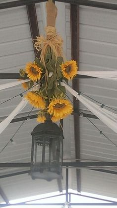 My sunflower wedding