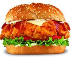 America's Unhealthiest Fast-Food Sandwiches