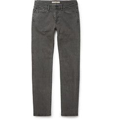 Burberry - Slim-Fit Stretch-Denim Jeans