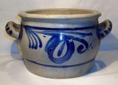 Vintage German Westerwald Salt Glazed Stoneware