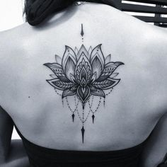 Spiritual & Inspiring Lotus Flower Tattoos