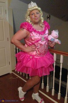 Honey Boo Boo Costume - 2012 Halloween Costume Contest