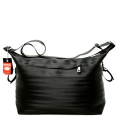 """Diaper Bag Black. Could be a great bag for travel or when you have alot to carry. Doesnt have to be a """"diaper"""" bag"""