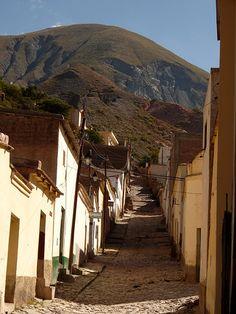 """""""Pueblo de Iruya"""". Salta. Argentina."""